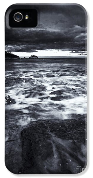 Storm Clouds iPhone 5 Cases - Storm Clearing iPhone 5 Case by Mike  Dawson