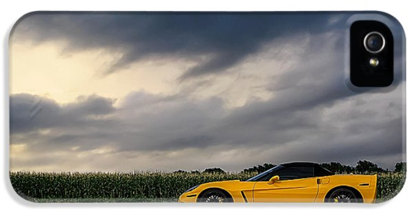 Storm Clouds iPhone 5 Cases - Take the Long Way iPhone 5 Case by Douglas Pittman