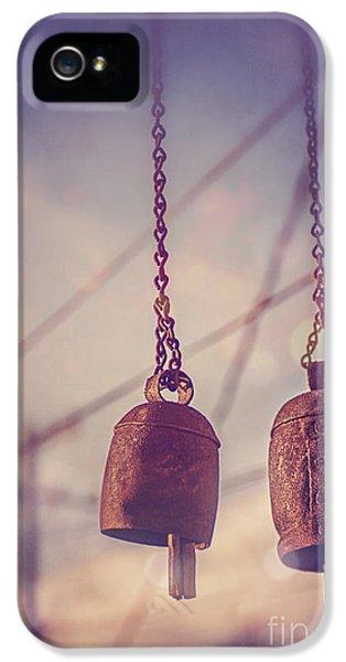 Loam iPhone 5 Cases - Telegraph Chimes iPhone 5 Case by Danilo Piccioni