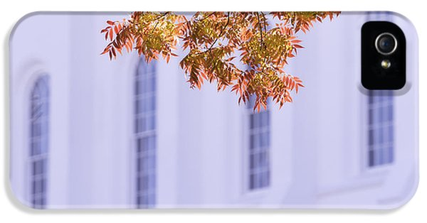 Temple Accent IPhone 5 / 5s Case by Chad Dutson