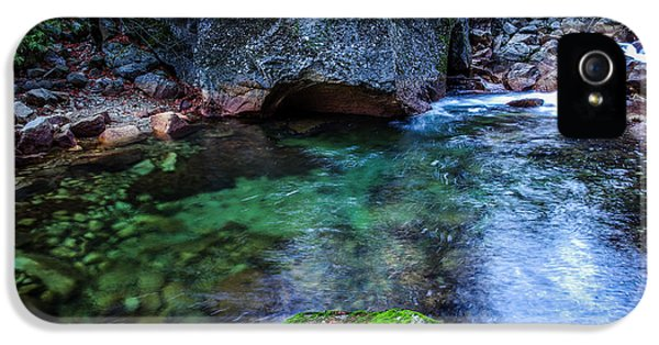 Teneya Creek Yosemite National Park IPhone 5 / 5s Case by Scott McGuire