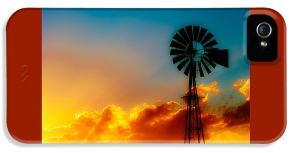 Texas iPhone 5 Cases - Texas Sunrise iPhone 5 Case by Darryl Dalton