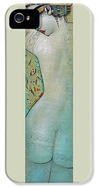 Albena iPhone 5 Cases - The Bath iPhone 5 Case by Albena Vatcheva