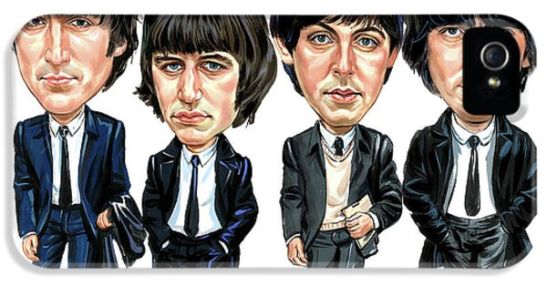 The Beatles IPhone 5 / 5s Case by Art