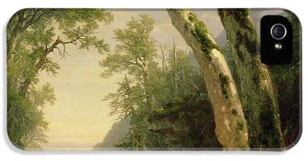 The Catskills IPhone 5 / 5s Case by Asher Brown Durand