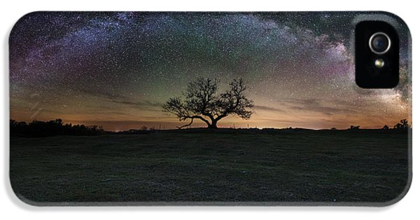 Burial iPhone 5 Cases - The Cosmic Key iPhone 5 Case by Aaron J Groen