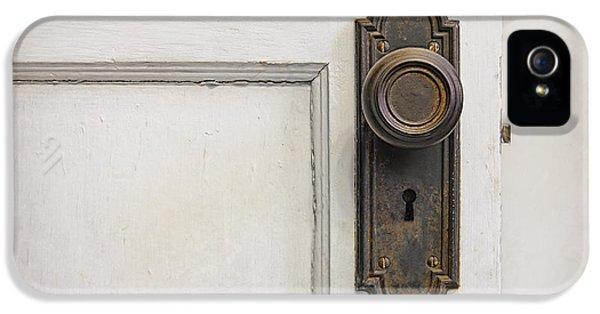 The Door IPhone 5 / 5s Case by Scott Norris