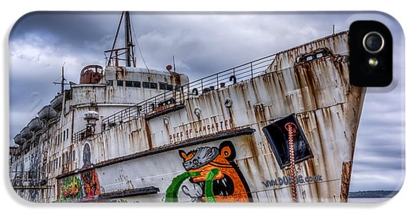 Abandoned iPhone 5 Cases - The Duke of Lancaster iPhone 5 Case by Adrian Evans