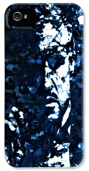 Albert S. Ruddy iPhone 5 Cases - The Godfather 1c iPhone 5 Case by Brian Reaves