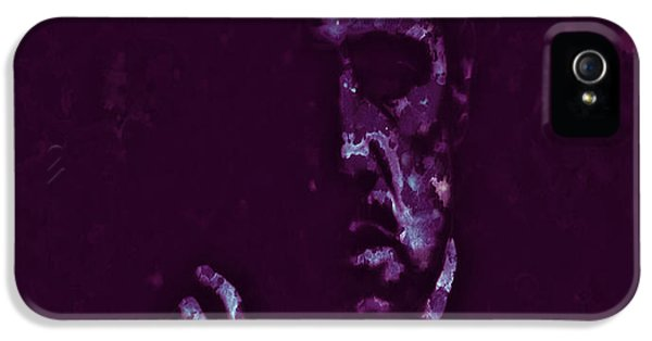 Albert S. Ruddy iPhone 5 Cases - The Godfather 2a iPhone 5 Case by Brian Reaves