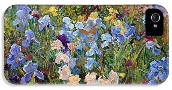 The Iris Bed IPhone 5 / 5s Case by Timothy Easton