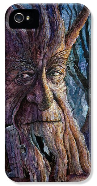 Whimsy iPhone 5 Cases - The Key iPhone 5 Case by Frank Robert Dixon
