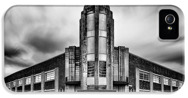 Point Of View iPhone 5 Cases - The Leyland Building  iPhone 5 Case by John Farnan