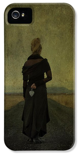 Wait iPhone 5 Cases - The Power Of Goodbye iPhone 5 Case by Evelina Kremsdorf