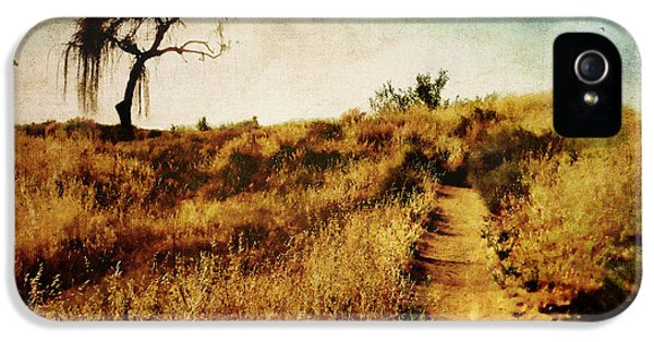 The Secret Pathway To Aspiration IPhone 5 / 5s Case by Brett Pfister