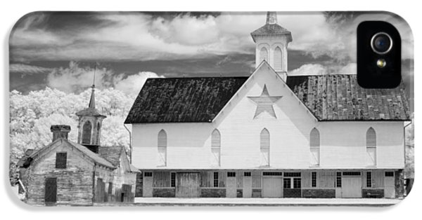Infrared iPhone 5 Cases - The Star Barn - Infrared iPhone 5 Case by Paul W Faust -  Impressions of Light