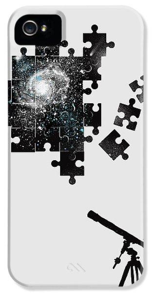 Artsy iPhone 5 Cases - The unsolved mystery iPhone 5 Case by Neelanjana  Bandyopadhyay