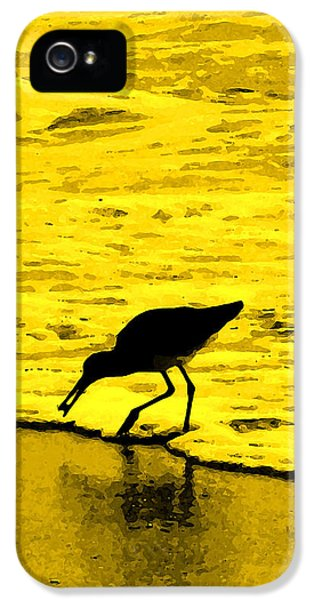 This Beach Belongs To Me IPhone 5 / 5s Case by Ian  MacDonald