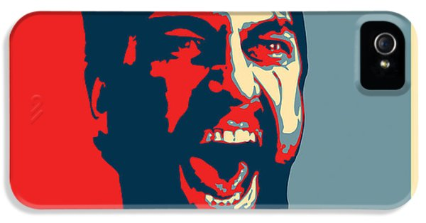 Obama iPhone 5 Cases - This Is Sparta iPhone 5 Case by Allan Swart