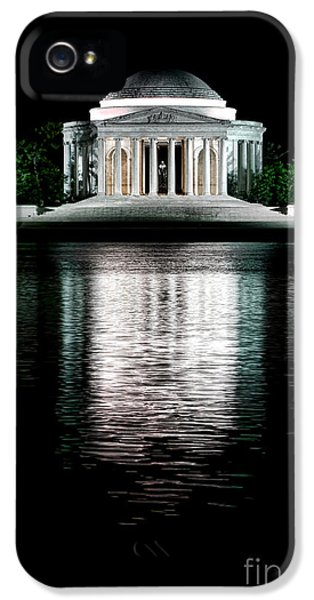 Thomas Jefferson Forever IPhone 5 / 5s Case by Olivier Le Queinec