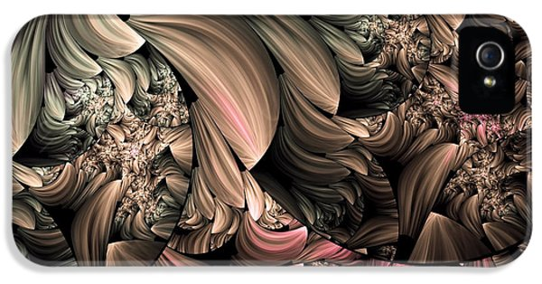 Asymmetrical iPhone 5 Cases - Through The Photographers Lens Abstract iPhone 5 Case by Georgiana Romanovna