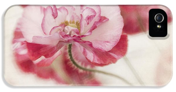 Lensbaby iPhone 5 Cases - Tickle Me Pink iPhone 5 Case by Priska Wettstein