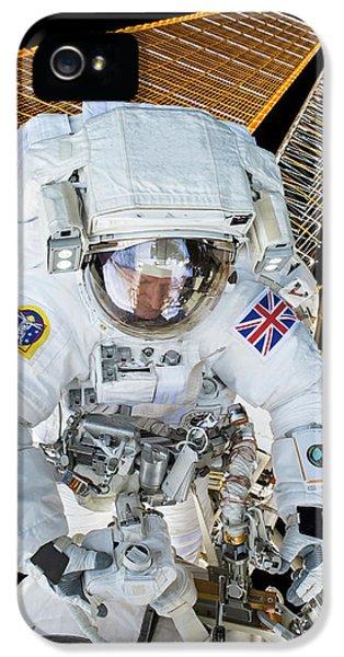Tim Peake's Spacewalk IPhone 5 / 5s Case by Nasa