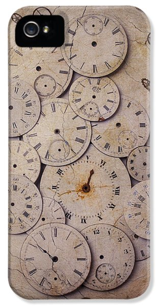 Timepiece iPhone 5 Cases - Time Forgotten iPhone 5 Case by Garry Gay