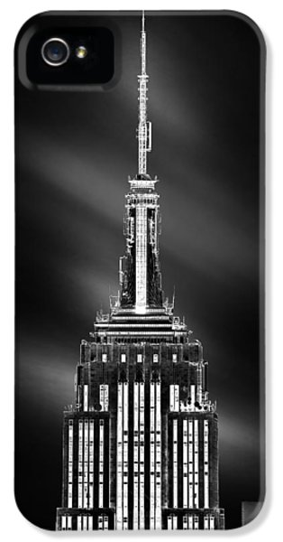 Empire iPhone 5 Cases - Tip Of The World iPhone 5 Case by Az Jackson