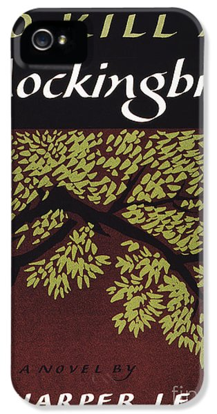 To Kill A Mockingbird, 1960 IPhone 5 / 5s Case by Granger