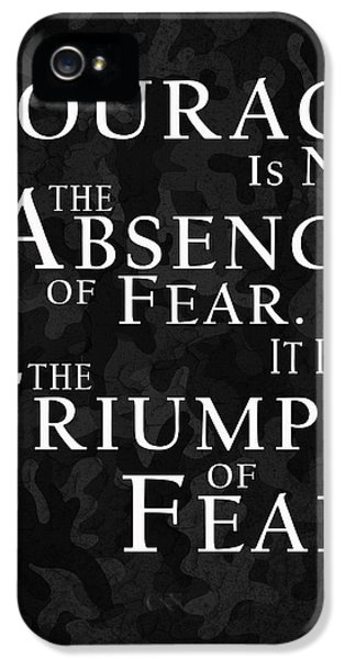Fear iPhone 5 Cases - To My Son iPhone 5 Case by Mark Rogan