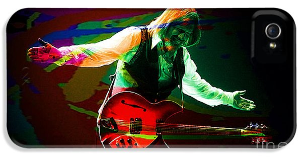 Tom Petty IPhone 5 / 5s Case by Marvin Blaine
