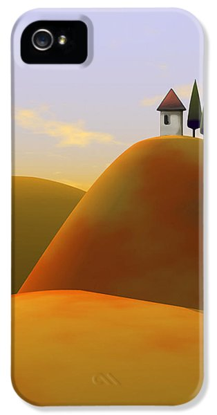 Toscana 2 IPhone 5 / 5s Case by Cynthia Decker