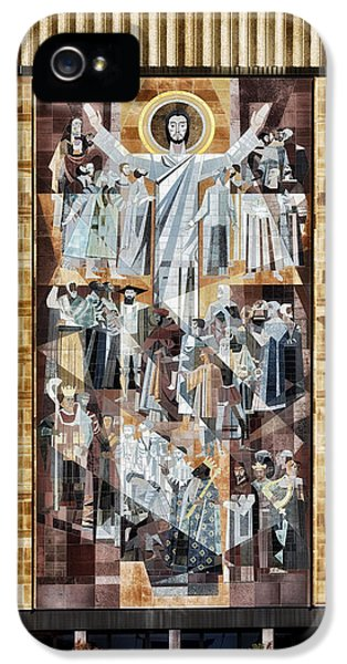 Touchdown Jesus IPhone 5 / 5s Case by Mountain Dreams