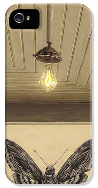 Lights iPhone 5 Cases - Toward the Light iPhone 5 Case by Ron Crabb