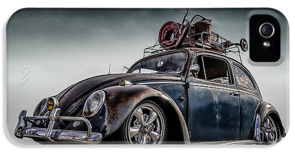 Bug iPhone 5 Cases - Toyland Express iPhone 5 Case by Douglas Pittman