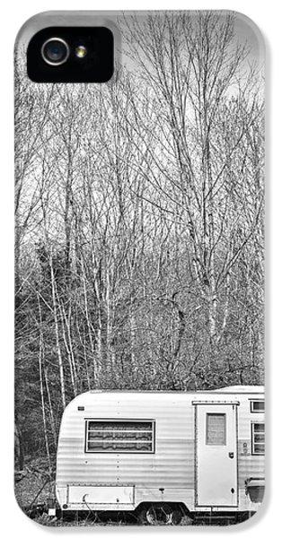 Trailer iPhone 5 Cases - Trailer iPhone 5 Case by Diane Diederich
