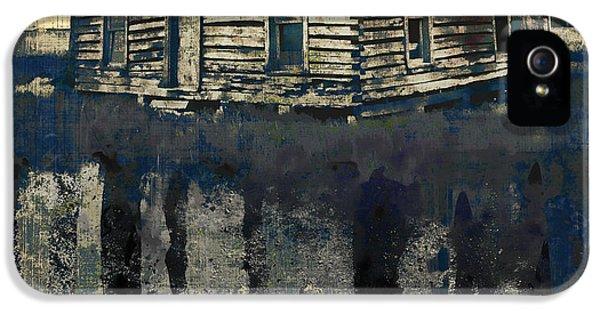 Epic Amazing Colors Landscape Digital Modern Still Life Trees Warm Natural Earth Organic Paint Photo Chic Decor Interior Design Brett Pfister Art Digital Art Digital Art Digital Art iPhone 5 Cases - Transitory iPhone 5 Case by Brett Pfister