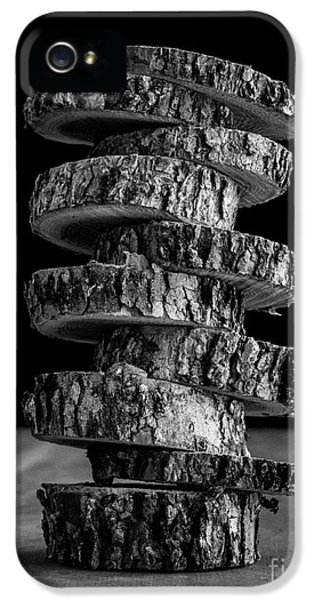 Still-life iPhone 5 Cases - Tree Deconstructed iPhone 5 Case by Edward Fielding