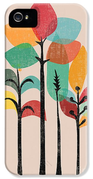Foliage iPhone 5 Cases - Tropical Groove iPhone 5 Case by Budi Kwan