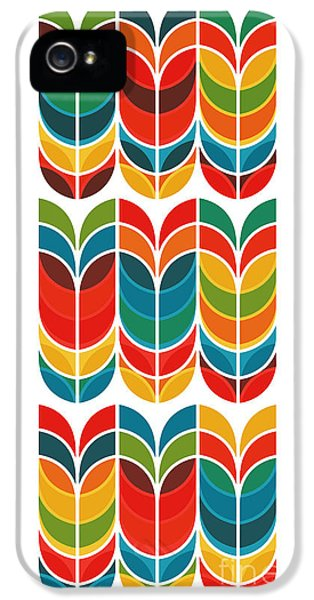 Color iPhone 5 Cases - Tulip iPhone 5 Case by Budi Satria Kwan