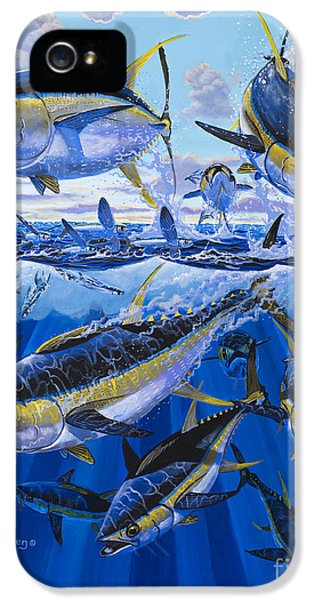 Tuna Rampage Off0018 IPhone 5 / 5s Case by Carey Chen