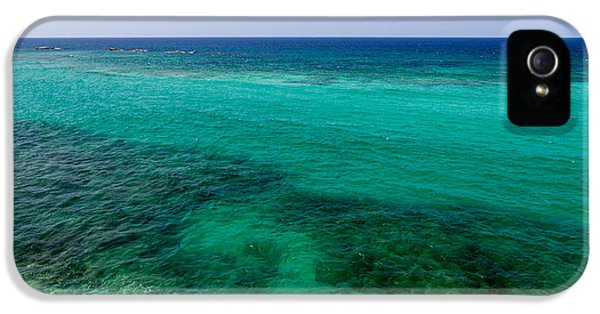 Featured iPhone 5 Cases - Turks Turquoise iPhone 5 Case by Chad Dutson