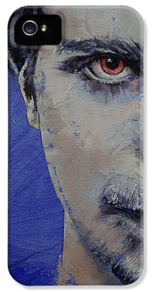 Twist iPhone 5 Cases - Twisted iPhone 5 Case by Michael Creese