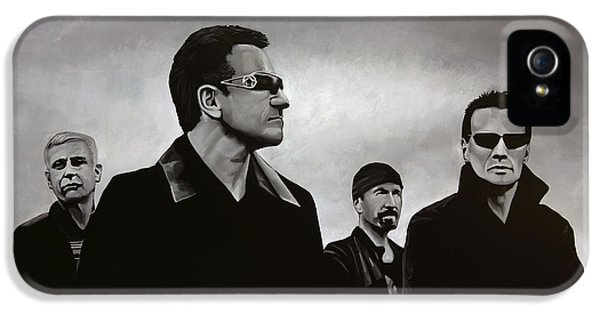 U2 IPhone 5 / 5s Case by Paul Meijering