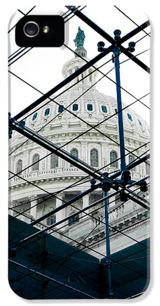 Under The Dome IPhone 5 / 5s Case by Greg Fortier