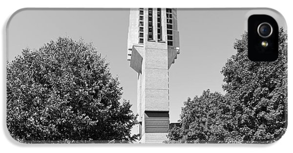 University Of Michigan Lurie Bell Tower IPhone 5 / 5s Case by University Icons