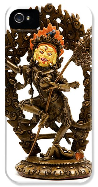 Vajrayogini IPhone 5 / 5s Case by Fabrizio Troiani