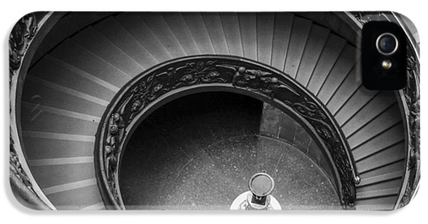 Vatican Stairs IPhone 5 / 5s Case by Adam Romanowicz