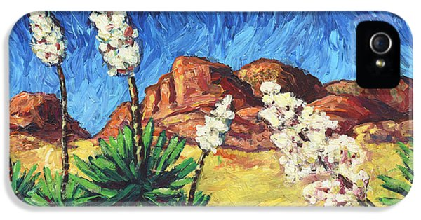 Vincent In Arizona IPhone 5 / 5s Case by James W Johnson